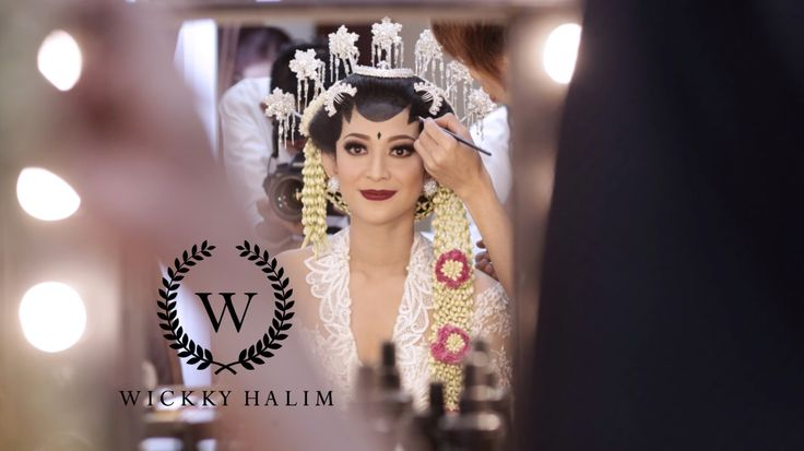 My make up wedding #makeup #wedding #pengantin #eyeshadow #flawless #traditional #wickkyhalim #paes #soloputeri