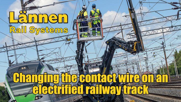 Lännen Rail Systems 1
