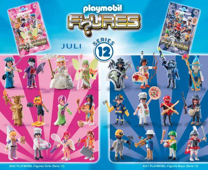 En nuestra tienda online (https://trikytoys.com) por compras superiores a 120€, te REGALAMOS una edición de sobre sorpresa de la SERIE 12 de Playmobil®.