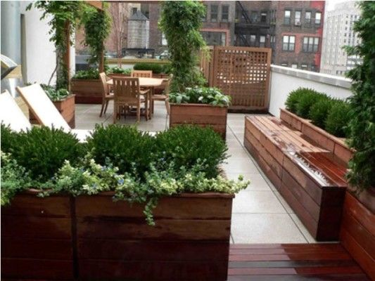 Beauty Roof Garden Design Ideas | Home Decor