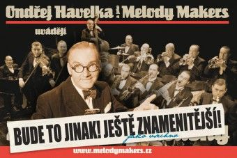 DK AKORD   Program Kurzy   Kalendář akcí   Koncerty   ONDŘEJ HAVELKA a jeho MELODY MAKERS