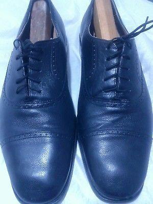 9569fe3d7fe Allen Edmonds Men s Cody Loafers Sz 9.5 C w Tassels Black Braided Leather