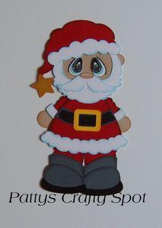 Bobble Buddies Santa