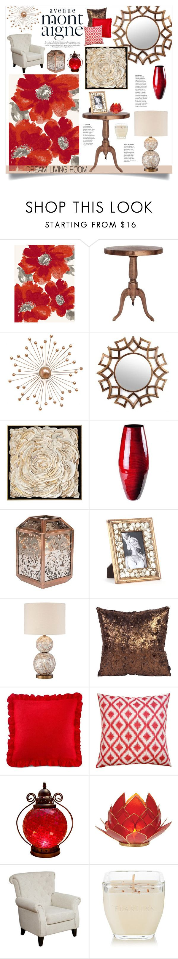 Home decor collage from january 2017 featuring currey company -  Red Bronze Home By Katrinaalice Liked On Polyvore Featuring Interior Interiors Interior Design Home Home Decor Interior Decorating Avenue