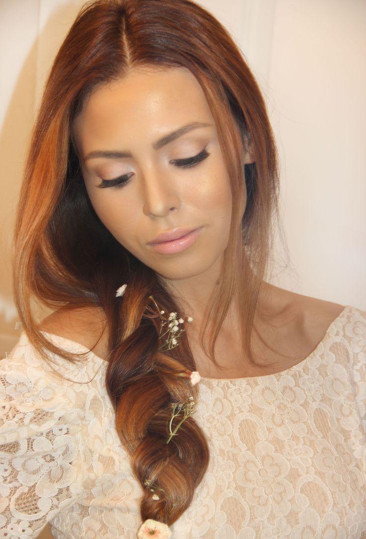 Natural everyday makeup tutorial!