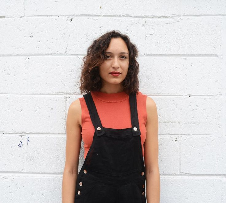 Jade Overalls In Black By OPIA