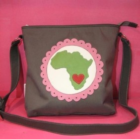 leather handbag - proudly south african...