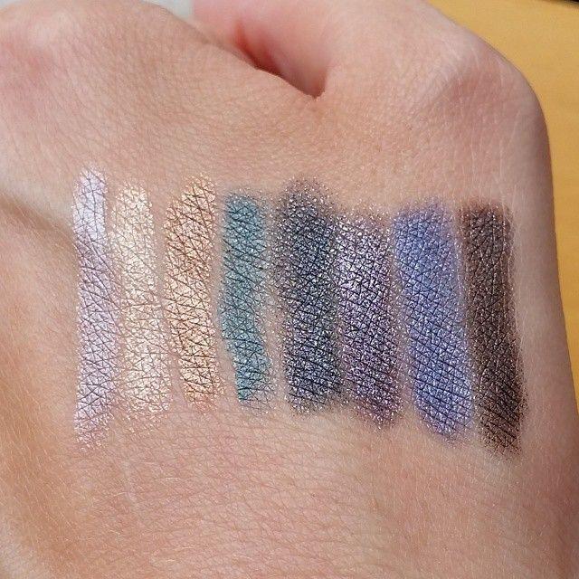 Also #GOSH hat auch hübsche #EyeshadowPencils ^^ #ForeverEyeshadow
