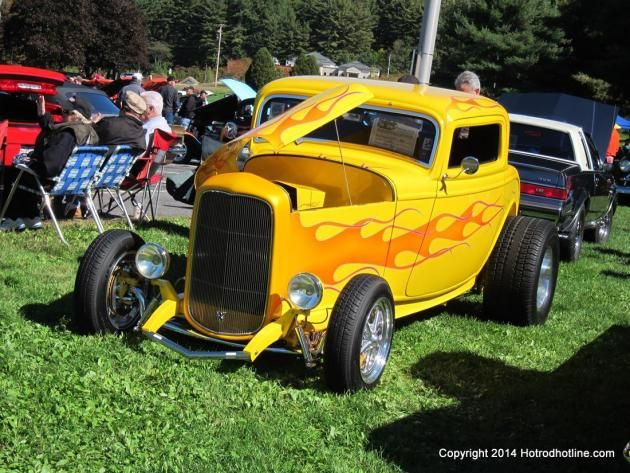 Pathfinder Car Show | Hotrod Hotline