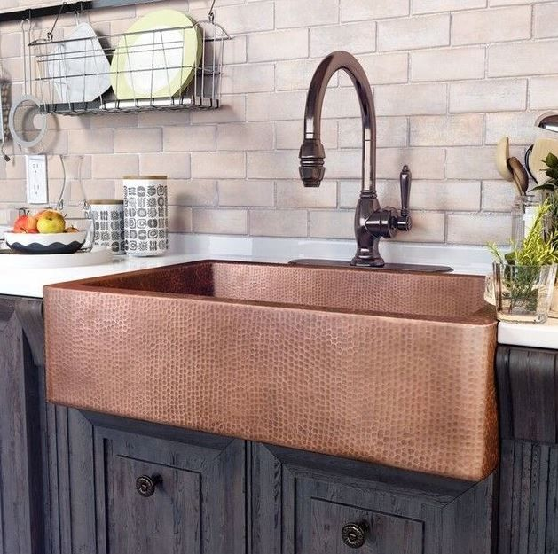 Kitchen Find Your Perfect Kitchen Farm Sinks For Kitchen: Best 25+ Copper Farmhouse Sinks Ideas On Pinterest
