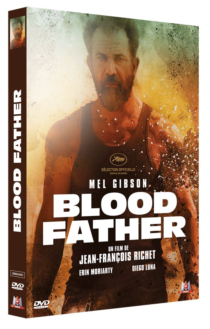 Prix DVD TTC : 19,99€ Prix Steelbook BLU-RAY TTC : 24,99€ ©2016 WHY NOT, WILD BUNCH, TOUS DROITS RÉSERVÉS. A l'occasion de la sortie en Blu-Ray et DVD de Blood Father de Jean-François Richet avec M…