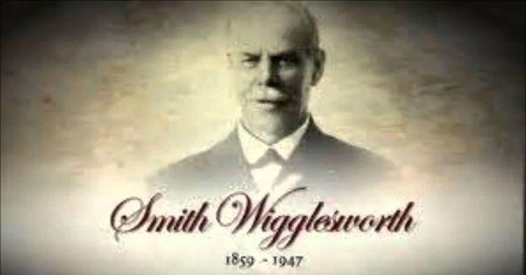 Каким образом Смит Вигглсворт познавал Бога и Иисуса Христа? Это можно узнать, прочитав его высказывание!