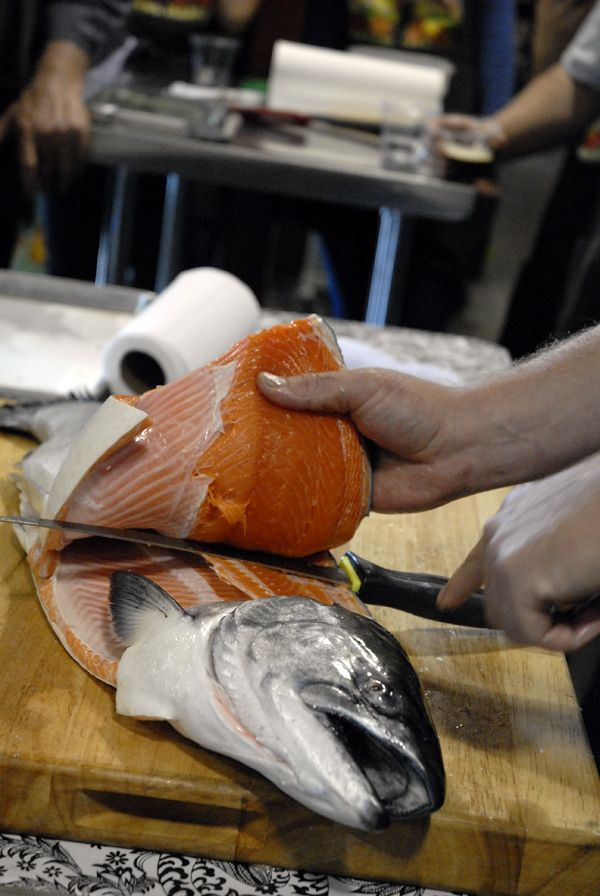 Learn How To Butcher, Smoke and Can a Whole Fish with Chef Neil Davidson