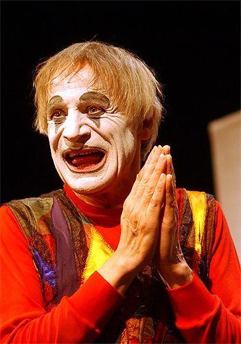 Dimitri 18.9.1935 - 19.7.2016, swiss clown