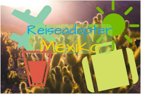 Reiseadapter-Mexiko