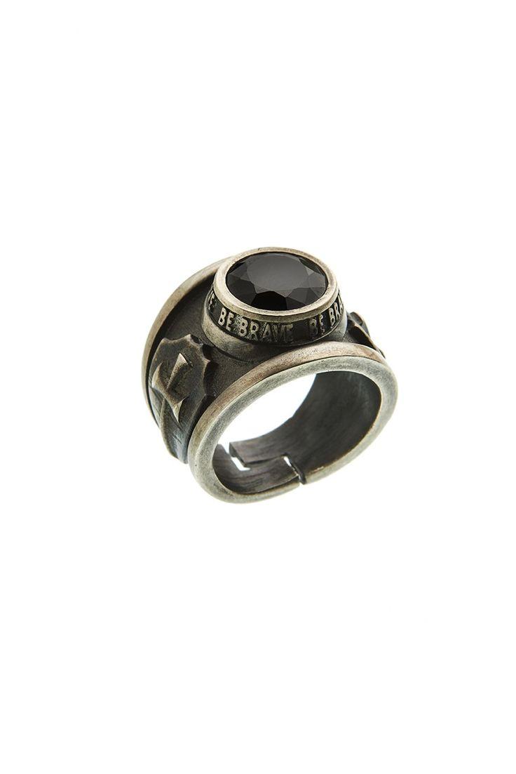 Sterling Silver 925 Onyx