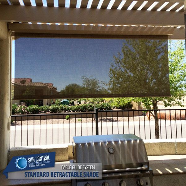 7 best Standard Patio Shades - Exterior Retractable Shades images ...