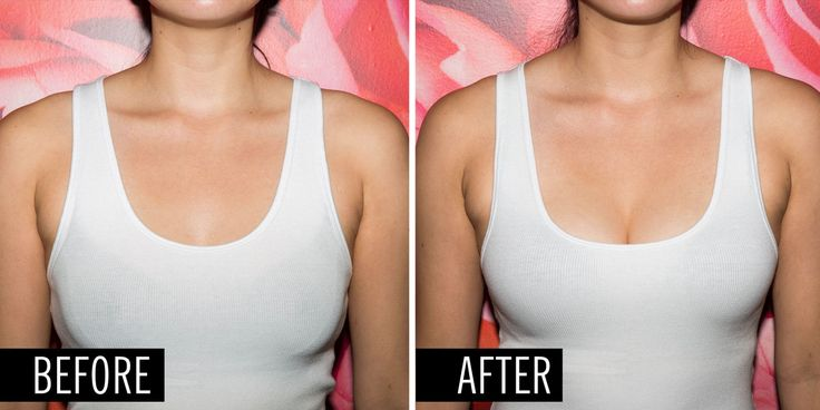 The results of Kylie Jenner's boob trick are INCREDIBLE tbh