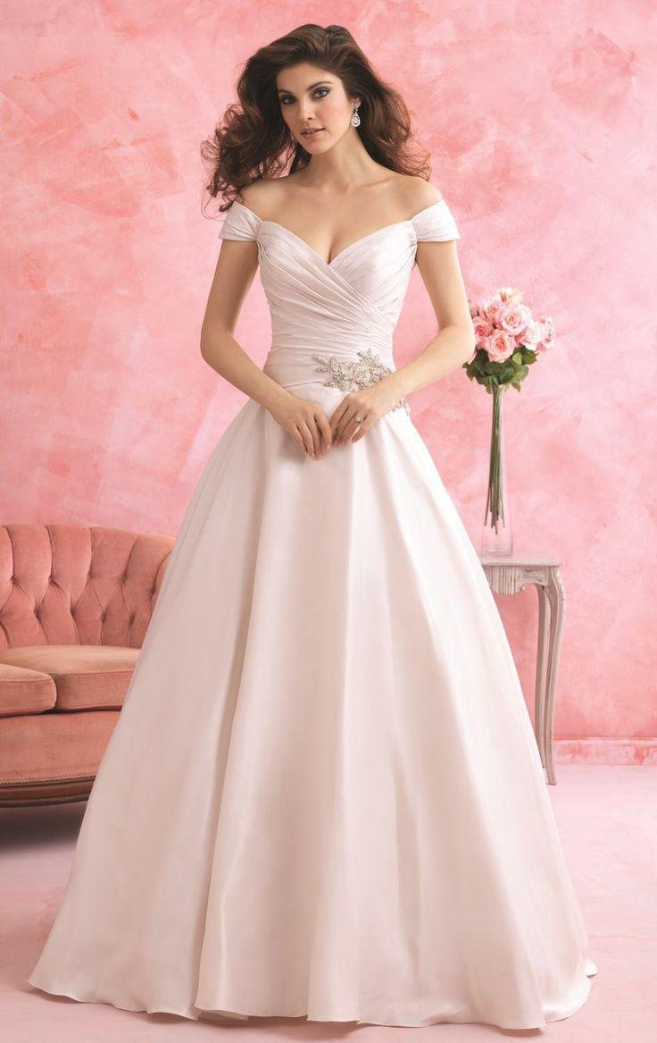123 best Gowns Pink images on Pinterest | Vestidos de novia ...