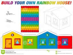 Resultado de imagen para paper house template