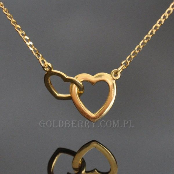 #Miłosny #Duet -#naszyjnik #srebrny #goldberry