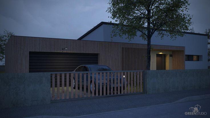Nízkoenergetický dom v Marianke