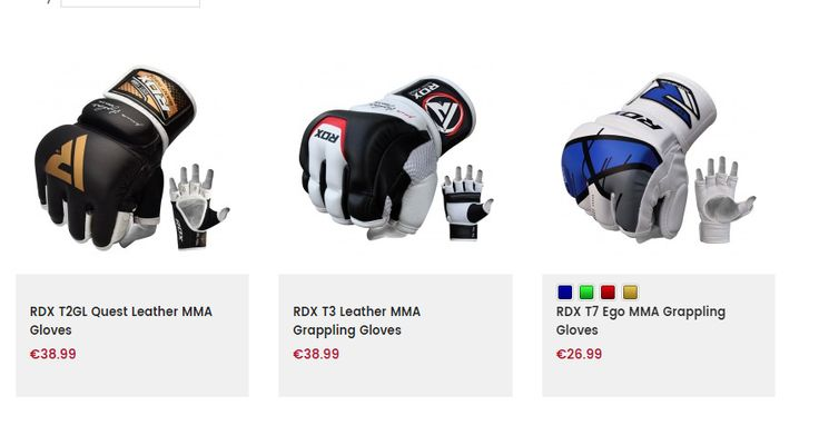 Our MMA gloves are created to outperform, outlast, and outclass. Our range of MMA gloves are unbelievably durable, affordable and will encourage more output ... #MMA #GLOVES