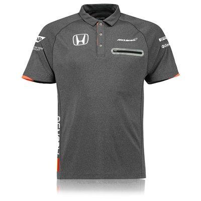 McLaren Honda Official 2017 Fernando Alonso Polo