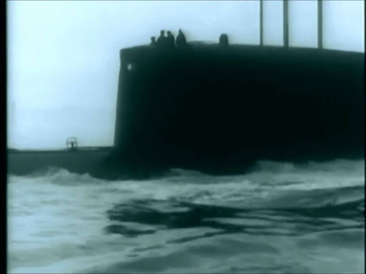 Soviet Mike class ( K-278 Komsomolets ) submarine video
