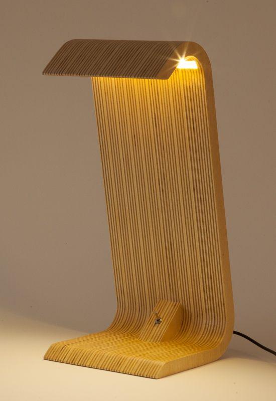 Masa Lambası / Desk lamp / Tischleuchte on Behance