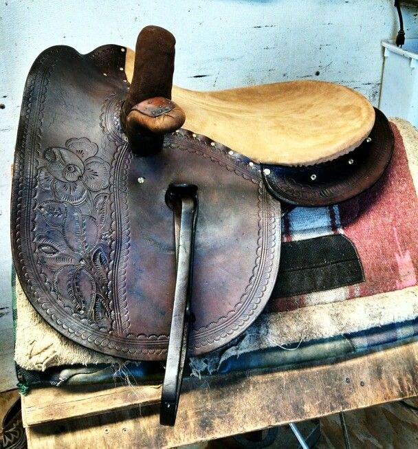 17 Best Images About Saddle Repairs Before And After On