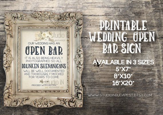 Hey, I found this really awesome Etsy listing at https://www.etsy.com/listing/272144158/open-bar-sign-rustic-wedding-sign