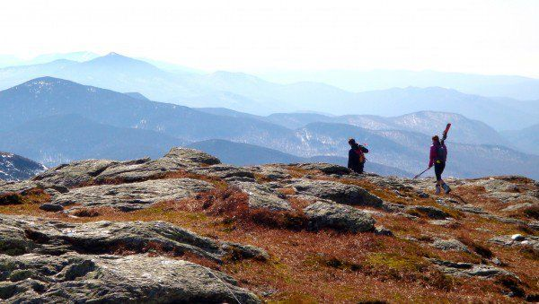 If taking a crack at the Appalachian or Pacific Crest Trail has been on your mind of late, you're not alone. But reality check: Most of us are not in a position to hike for six months straight.