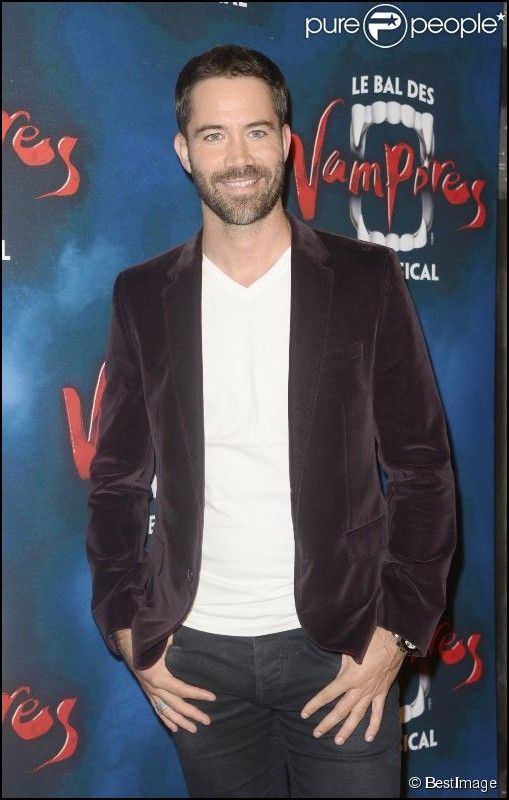 """Première de Gala du spectacle """"Le Bal des Vampires"""" au Théâtre Mogador - 16 Octobre 2014"""