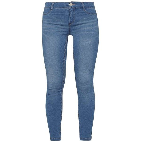 Dorothy Perkins Petite Blue 'Frankie' Vintage Jeans ($39) ❤ liked on Polyvore featuring jeans, bottoms, pants, blue, petite, petite jeans, dorothy perkins, dorothy perkins jeans, vintage jeans and blue jeans