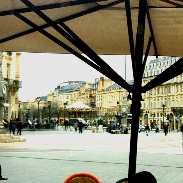 My other neighbourhood: Bordeaux