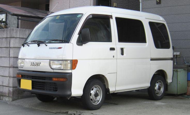 van | File:Daihatsu Hijet Van.jpg - Wikimedia Commons