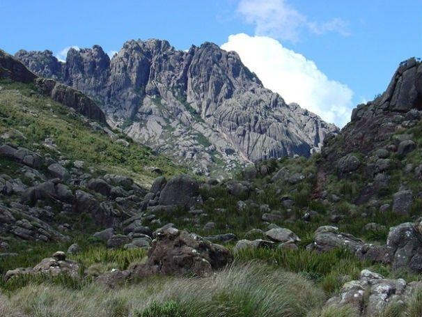 Pico das Agulhas Negras - Parque Nacional do Itatiaia (Foto: Daniel Toffoli)