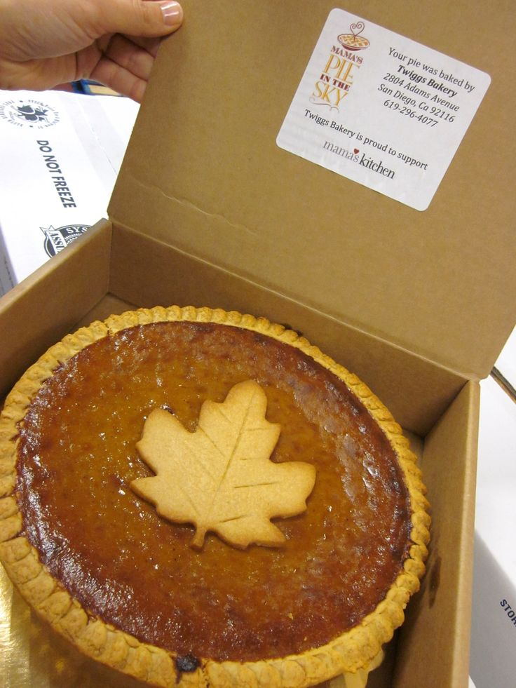 The Power of a Bake Sale: Mama's Kitchen Pie in the Sky - Baby Bird's Farm and Cocina