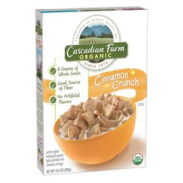 Cascadian Farm Organic | Products | Cereals | Cereal | Multi Grain Squares