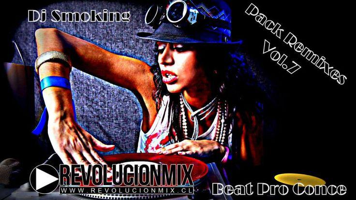 descarga Pack Remixes Vol.7 – Dj Smoking ~ Descargar pack remix de musica gratis   La Maleta DJ gratis online