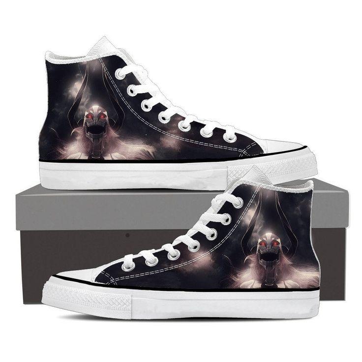 Bleach Ichigo Full Form Hollow Mask Full Print Converse Shoes    #Bleach #Ichigo #Full #Form #Hollow #Mask #Full #Print #Converse #Shoes