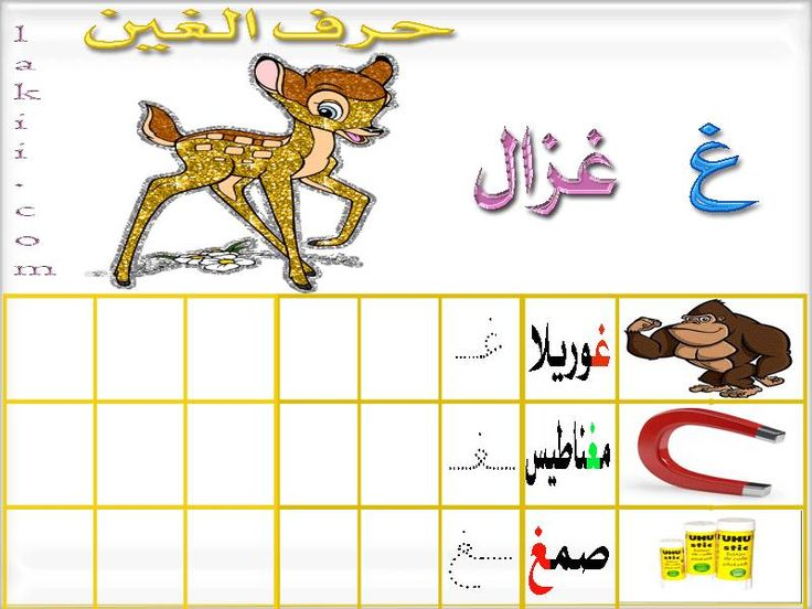 the arabic alphabet how to read and write it pdf