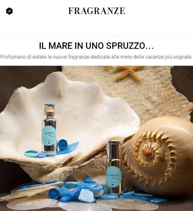 Pitti Fragranze 2016 - Azzurro di Capri by Acampora @pittimmagine #pittifragranze #azzurrodicapri # brunoacamporaprofumi #acampora