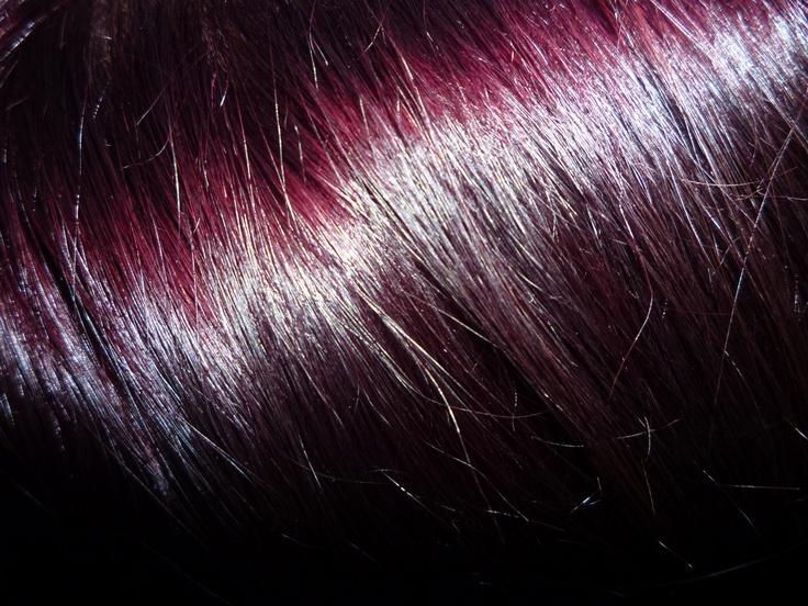 Black cherry hair color, Black cherry hair and Cherry hair colors on ...