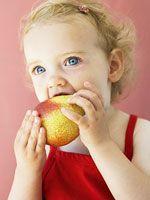 Toddler Milestones: 18-24 Months: Self-Feeding (via Parents.com)