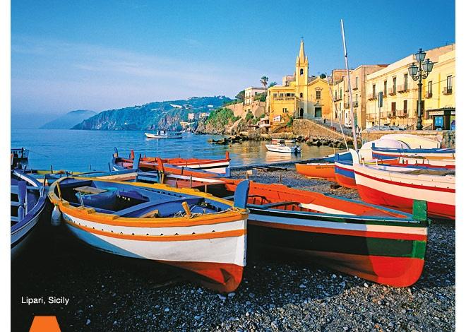 Lipari, Sicily