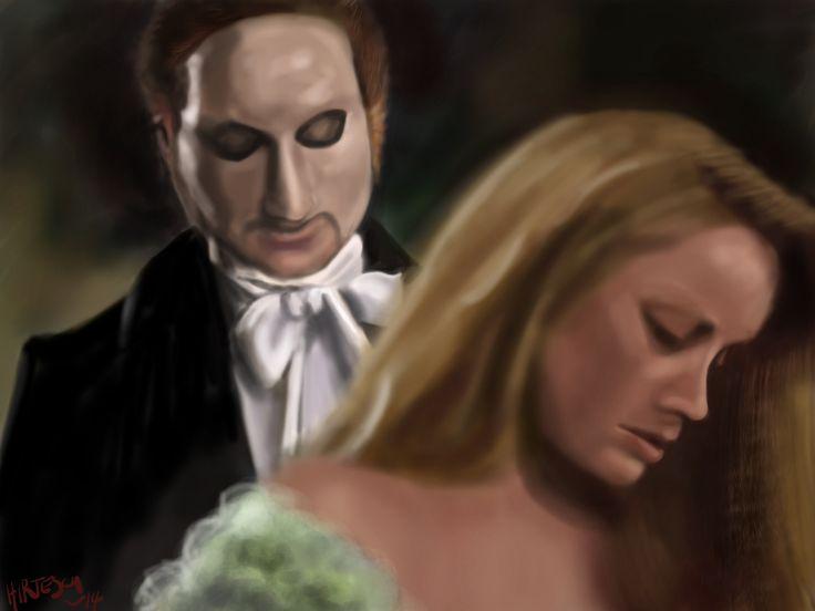 My gift to the world of #charlesdance #phandom #phantom #opera #1990 www.chirtescu.com