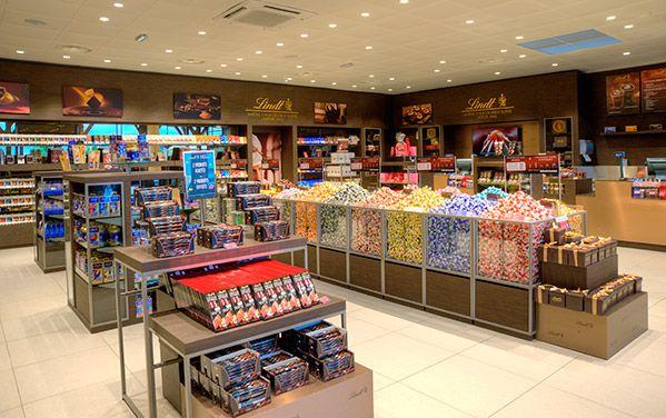 Boutique Lindt Troyes