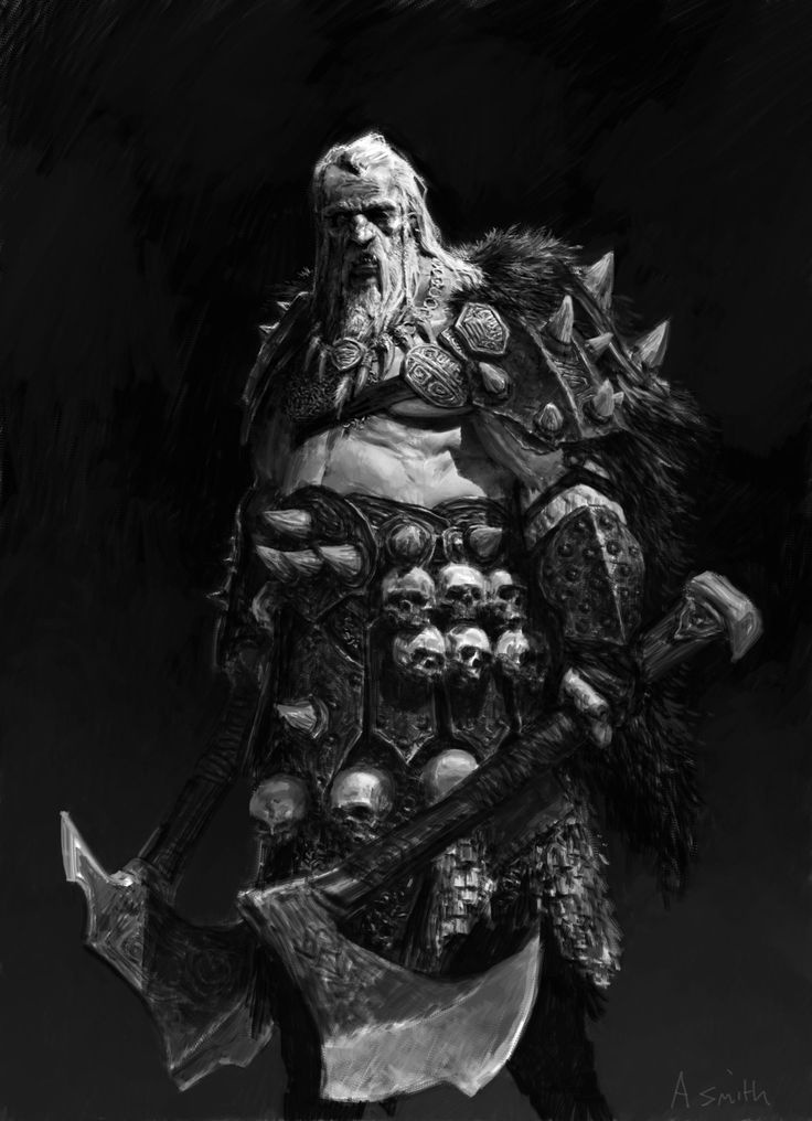 """""""HATE Lord 15"""" by Adrian Smith 